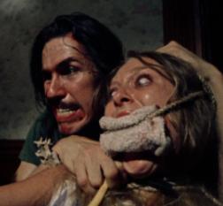 Scary movie dinner scene 3
