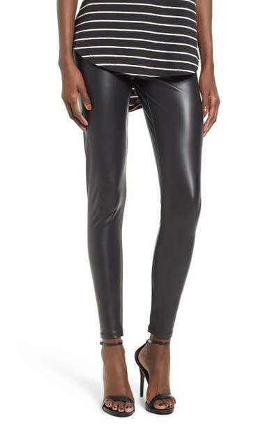 4805d282d08f21 Faux leather leggings you'll want to wear for a look that screams,