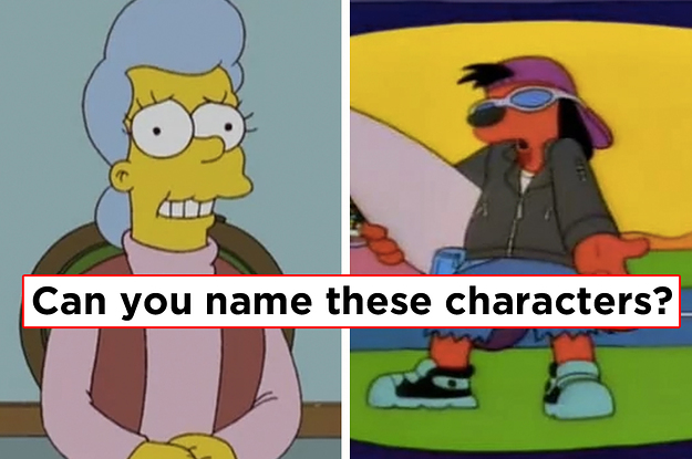 "Only A ""Simpsons"" Expert Can Pass This A-Z Quiz"