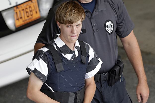 The Charleston Church Shooter Wants To Fire His Attorneys Because Of Their Race