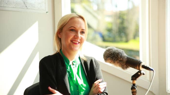 NZ education minister Nikki Kaye.