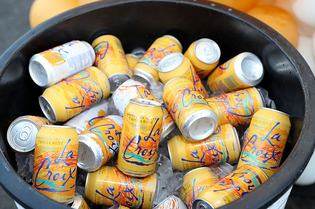 I Just Found Out What LaCroix's