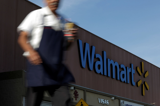 Walmart Is Eliminating Overnight Stocker Jobs At Hundreds Of Stores