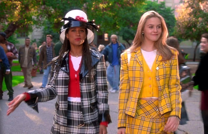 Last year every single night during the school year I watched Clueless. I watched Clueless so much that I know every single line in that movie omfg. As you can imagine, once they took it off Netflix I felt completely empty. Still haven't recovered.—gracek4ae75ac6a