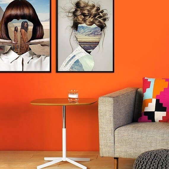Gazing At Anthros Art Collection Is Like A Viewing Museum But It Has The Cost To Match Fab Curates Unique Prints And Quirky Home Decor Turn Your