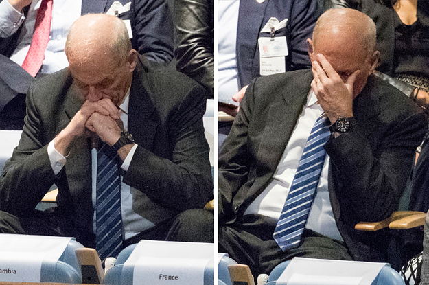 16 Photos Of White House Chief Of Staff John Kelly Listening To Trump Speak