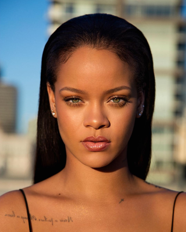 This Is What The 40 Shades Of Rihanna S Fenty Foundation Look Like On 40 Different People
