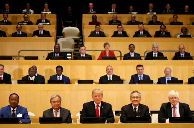 8 World Leaders Who Don't Have Time For The UN