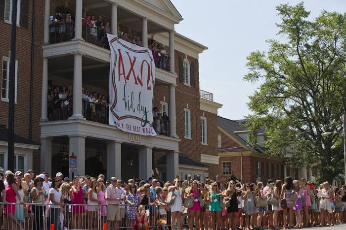 Here's What Sorority Recruitment Is Actually Like