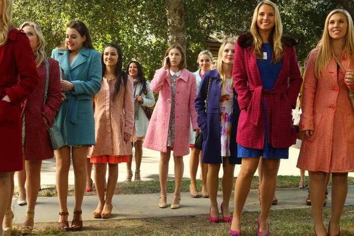 good sorority girl outfit and 34 sorority girl fashion trends