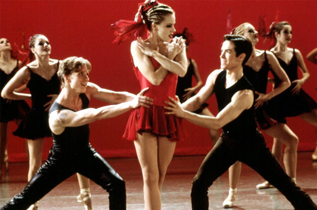 """Center Stage"" Is A Perfect Movie, But Its Ending Is Completely Bonkers"