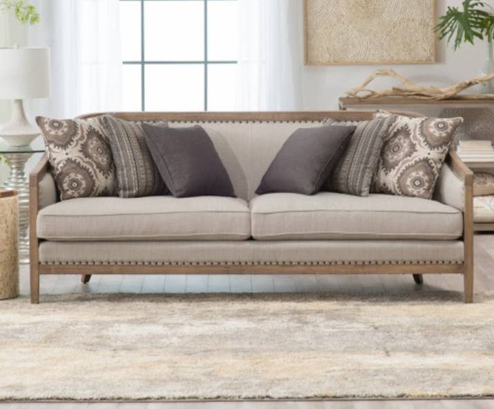 Styles: Every type of couch you can imagine! From futons to sofa beds,