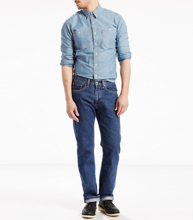 Levi's offers a wide selection of quality jeans to fit a range of body  types. This includes legendary styles like their classic 501 original fit  jeans and ...