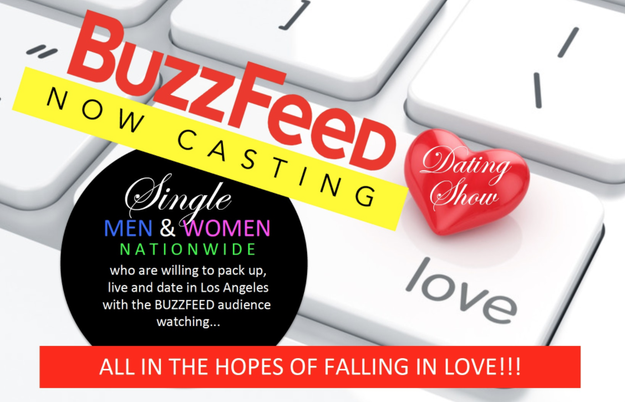 For the first time ever, BuzzFeed is venturing into the dating world with a groundbreaking interactive relationship show!