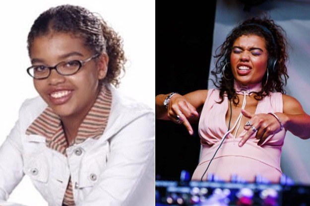 """Liberty From """"Degrassi: The Next Generation"""" Is A DJ Now"""