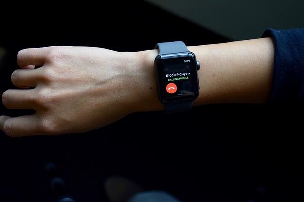 The Apple Watch Finally Feels Like A Real Smartwatch