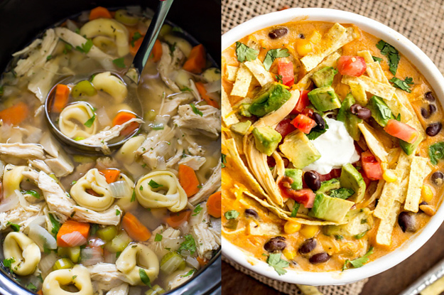 25 Cozy Slow-Cooker Meals That Basically Make Themselves