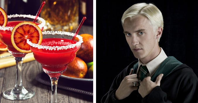 """Create Your Own Cocktail And We'll Reveal Which Guy From """"Harry Potter"""" Will Take You Home Tonight"""