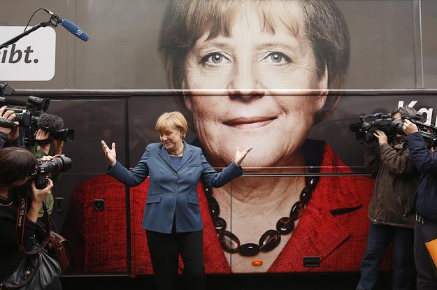 Diese jungen Wähler erklären, warum Angela Merkel so erfolgreich ist