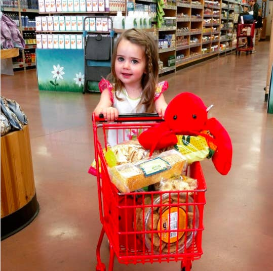 Image result for trader joe's and whole foods: happy cashiers