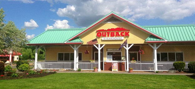 Head To Outback Steakhouse To Find Out What Kind Of Dad You Are