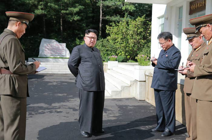 I Think We Need To Talk About Kim Jong Un S Pants Because They Are
