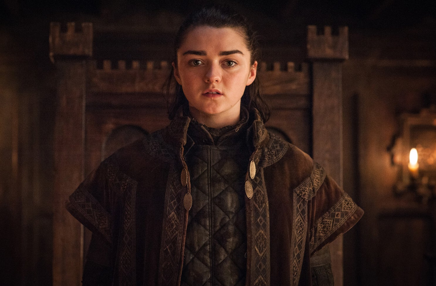 """Arya (As In Stark From """"Game Of Thrones"""") Has Become One Of The Most Popular Baby Names"""