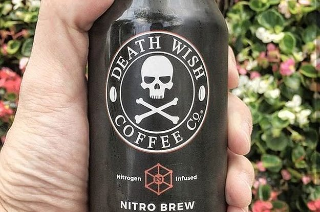 Death Wish Coffee Has Been Recalled Because It Could Actually Kill You