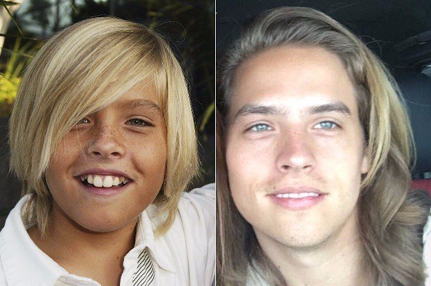 "From ""Big Daddy"" To Zaddy: Dylan Sprouse's Beautiful Hair Transformation"