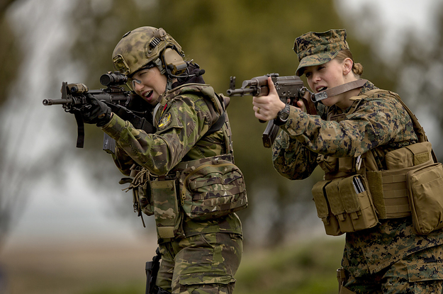 The Marine Corps Will Get Its First-Ever Female Infantry Officer