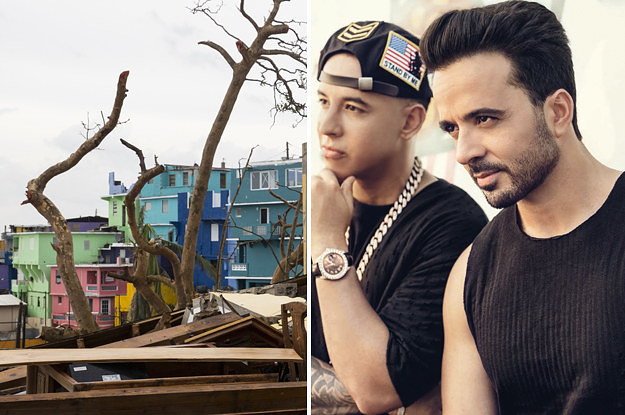 "Here's What The Neighborhood From The ""Despacito"" Video Looks Like After Hurricane Maria"