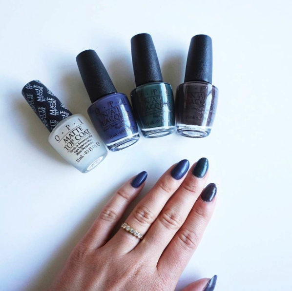 Start a detail-oriented task, like painting your nails.