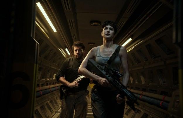 3. Alien: Covenant