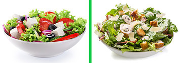 Which Kind Of Salad Are You?