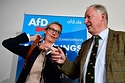 A German Far-Right Party Have Just Won The Biggest Percentage…