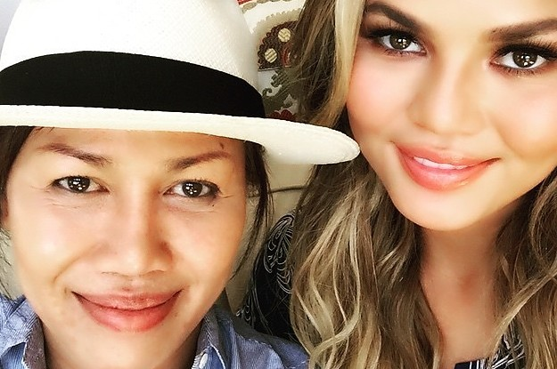 Turns Out Chrissy Teigen's Mom Is Also Fucking Hilarious And Amazing At Life