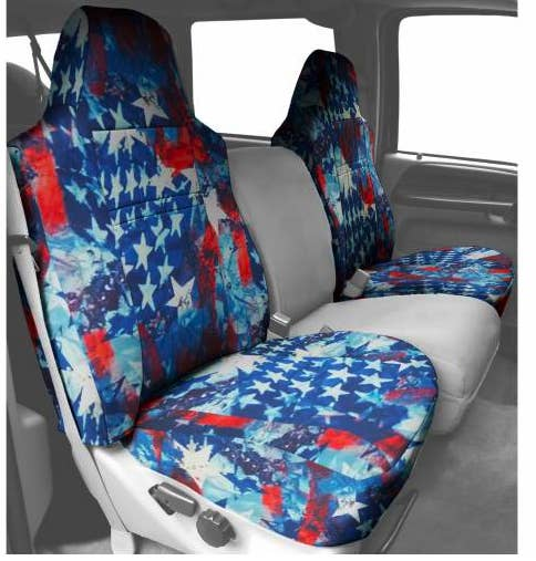 Confederate Flag Seat Covers Best 2018