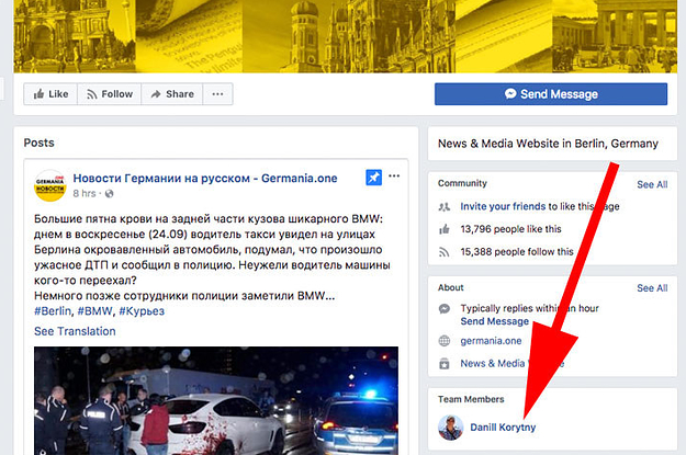 This New Facebook Feature Could Help You Find Out Who's Running A Page