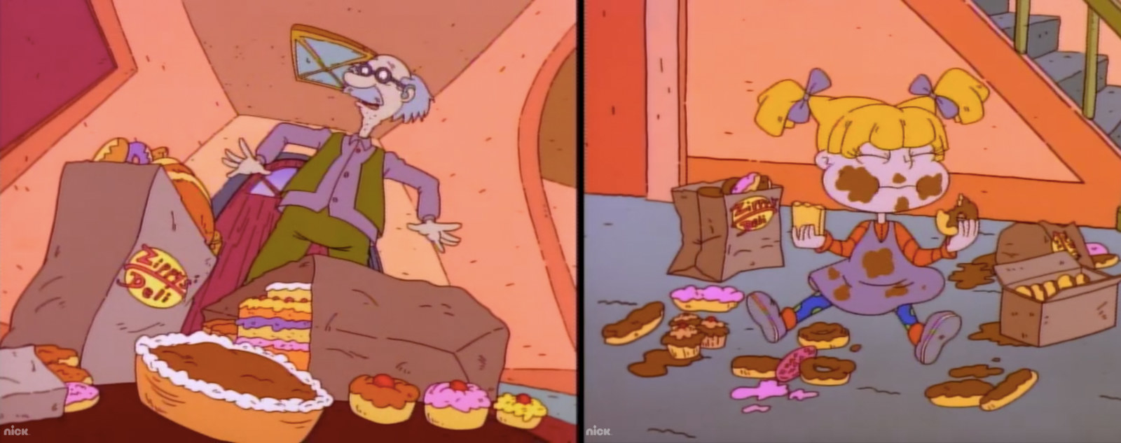 16 Times The Food On Cartoons Looked Tasty AF