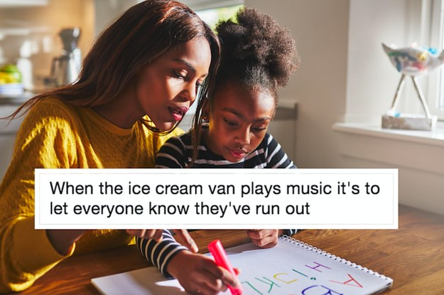 Parents Are Sharing White Lies They Told Their Children And It's Pretty Damn Funny