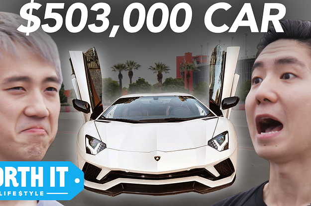This Is The Difference Between A 24 000 Car And A 500 000 Car