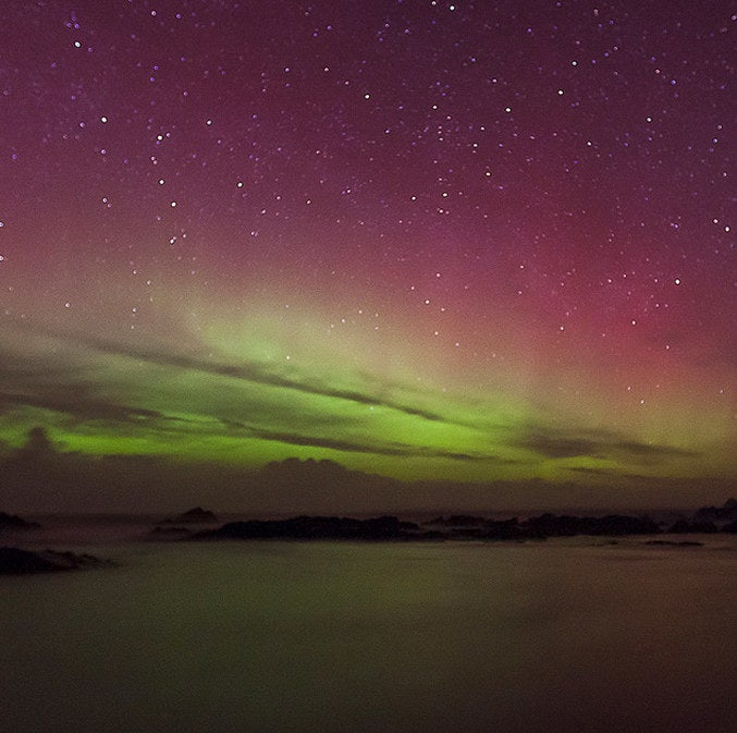 Malin Head in Donegal, the most northerly point of Ireland, is hailed as being one of the best places in Ireland to catch a glimpse of aurora borealis. Don't forget to check the forecast before you travel.