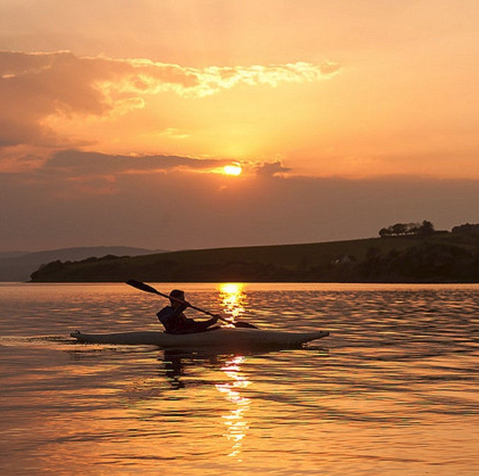 One of the perks of having lots of water = water sports everywhere. For a magical experience, travel south and kayak along to Kerry's Skellig coast at night as the bioluminescent plankton shine and turn the water a ghostly blue.