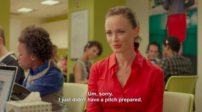 cc5c5ddd3f05  quot When Rory went on that BuzzFeed-esque job interview in the reboot and