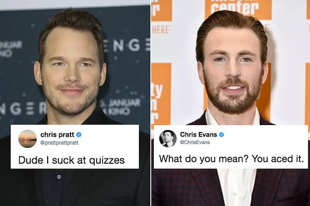 How Popular Are Your Opinions On Hot Chrises?