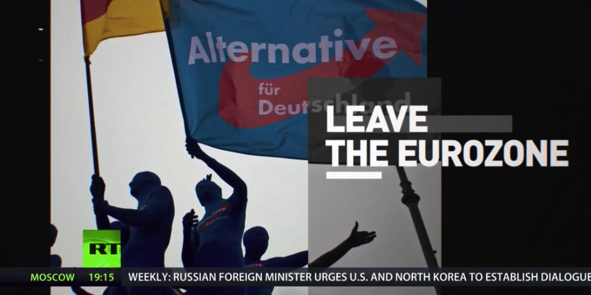 How Germany S Far Right Party Targeted Russian Speakers And