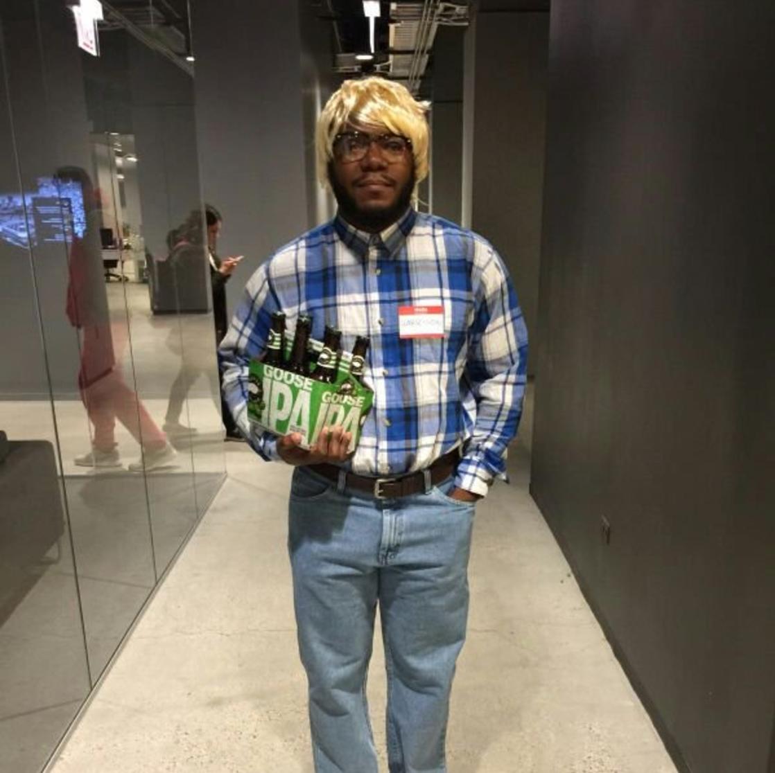 3. Atlanta Fans, Yau0027ll Already Know Harrison Booth, The Transracial Icon.