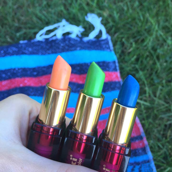 Ix27ve Seen Color Changing Lipstick Boasting Varying Names Of Similar Whimsy