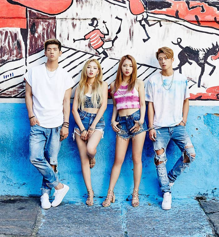 Here Are Some Things You Might Not Know About K-pop Group KARD