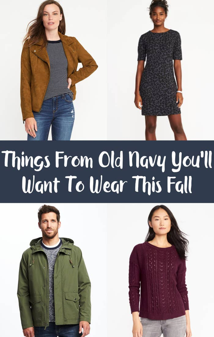 68904eaed81a 47 Things From Old Navy You ll Want To Wear This Fall